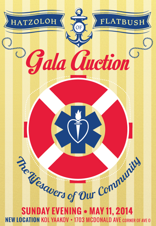 Flatbush Hatzoloh Gala Auction